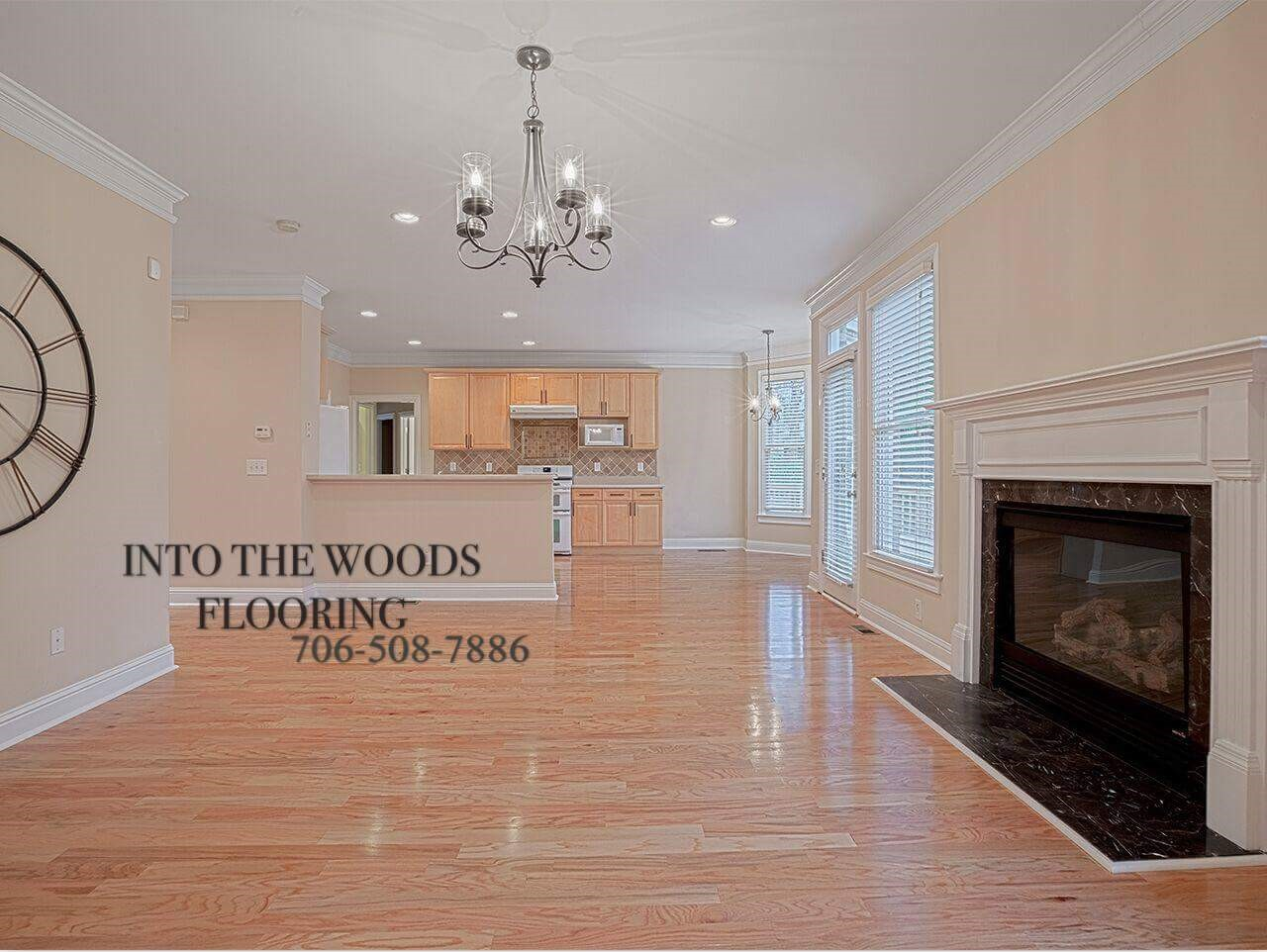 Our Work | Into the Woods Flooring, LLC